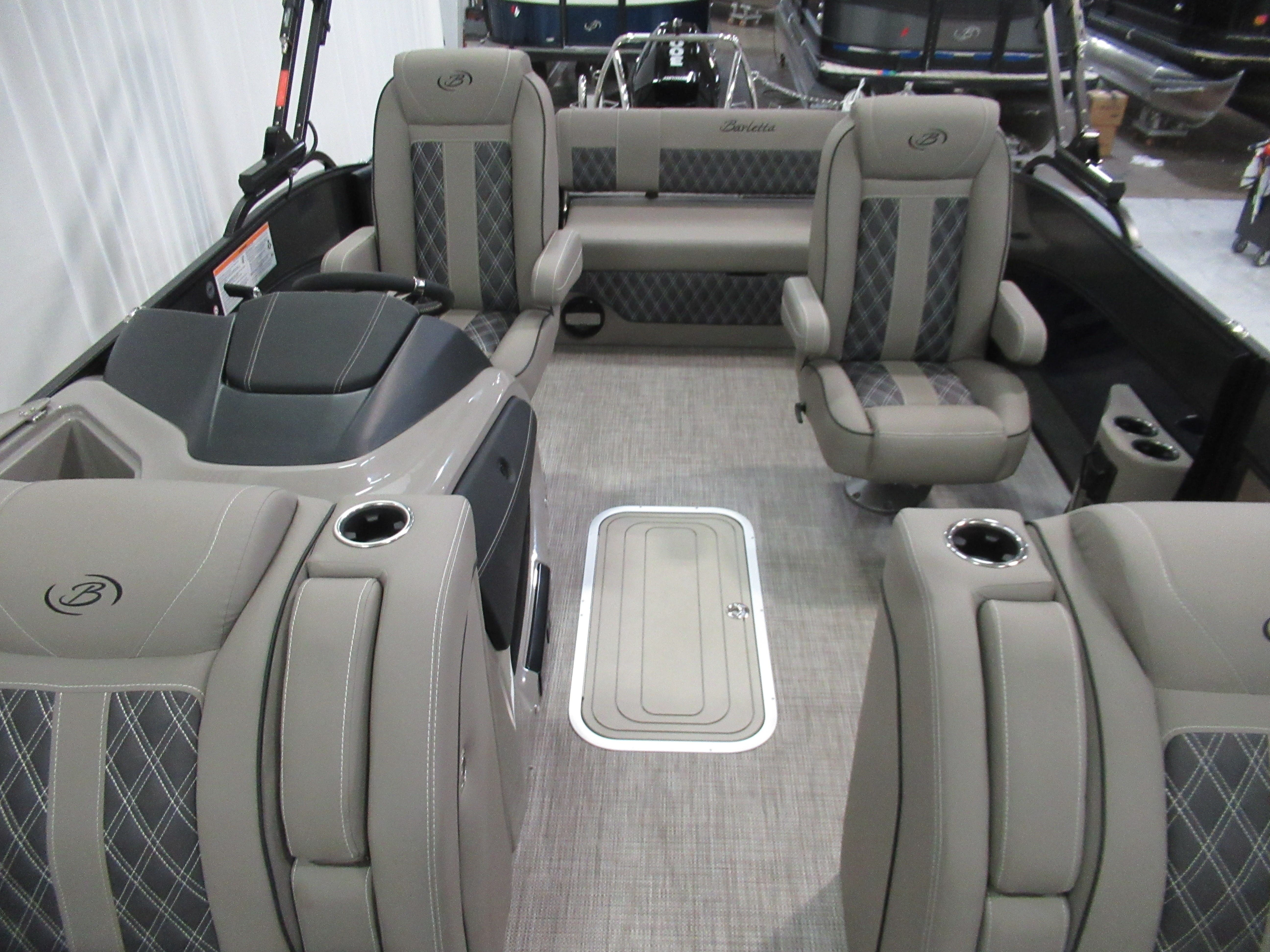 2021 Barletta boat for sale, model of the boat is L25uc & Image # 5 of 11