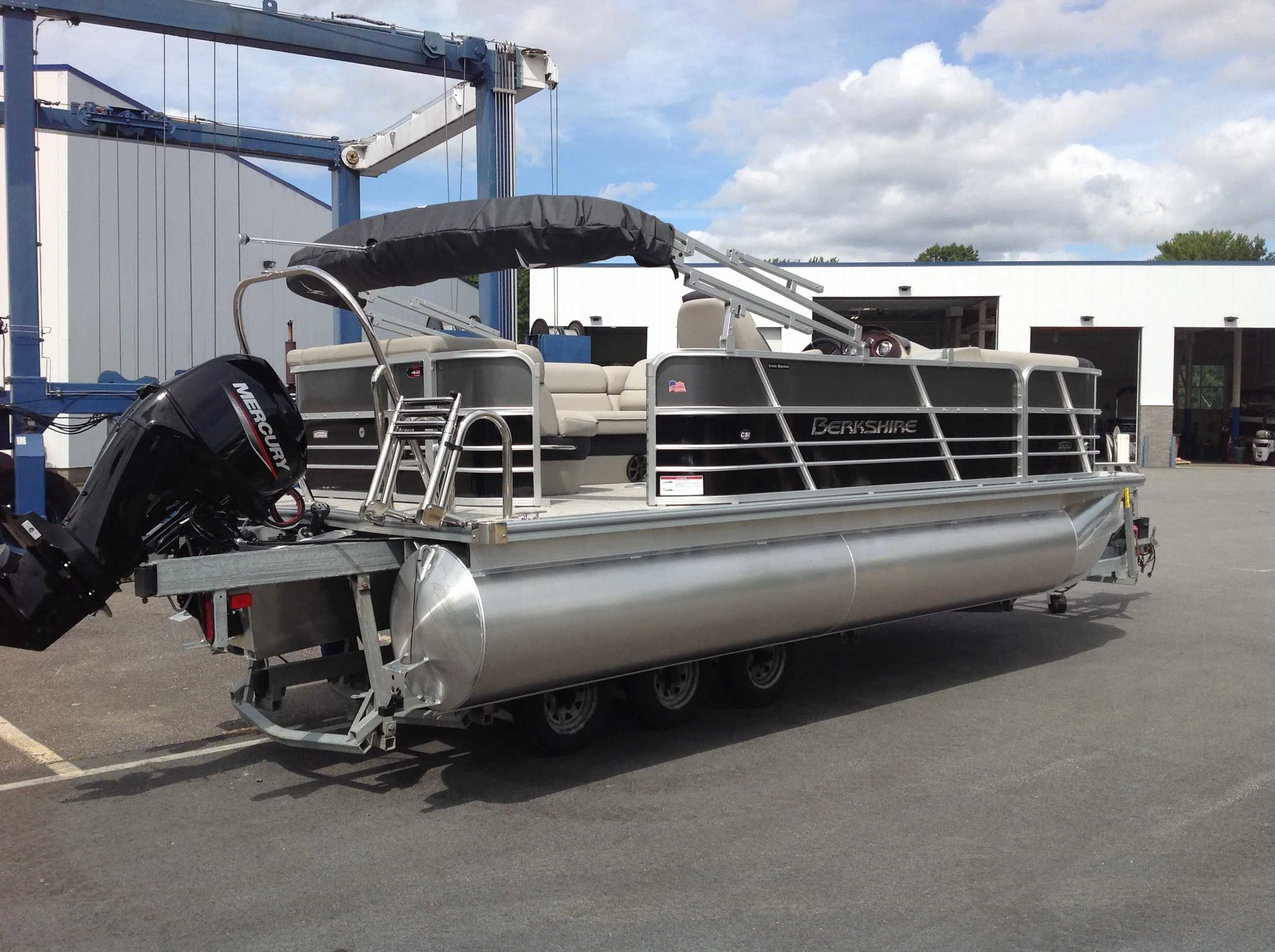 2021 Berkshire Pontoons boat for sale, model of the boat is 20cl Le & Image # 13 of 13
