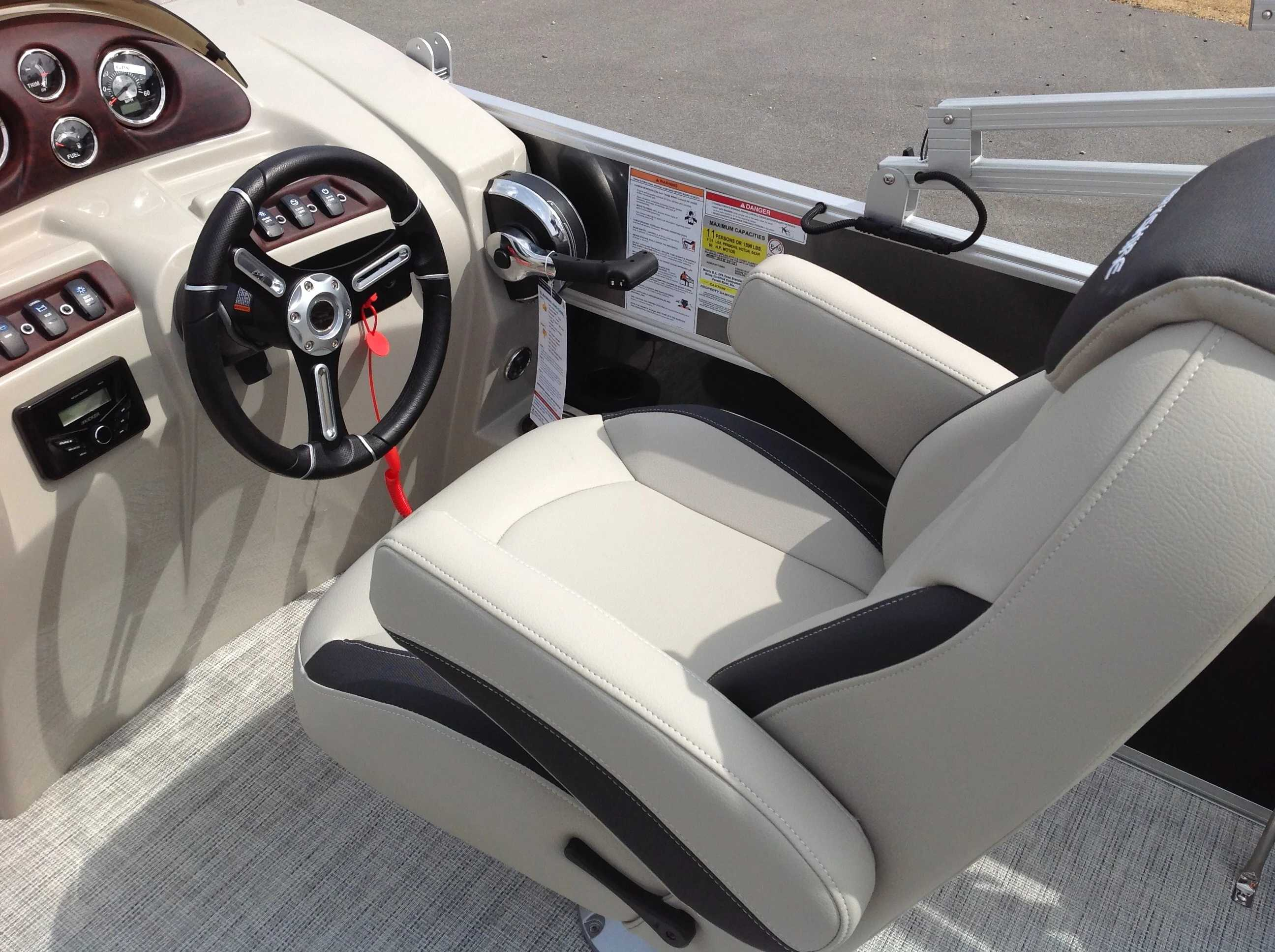 2021 Berkshire Pontoons boat for sale, model of the boat is 20cl Le & Image # 4 of 13