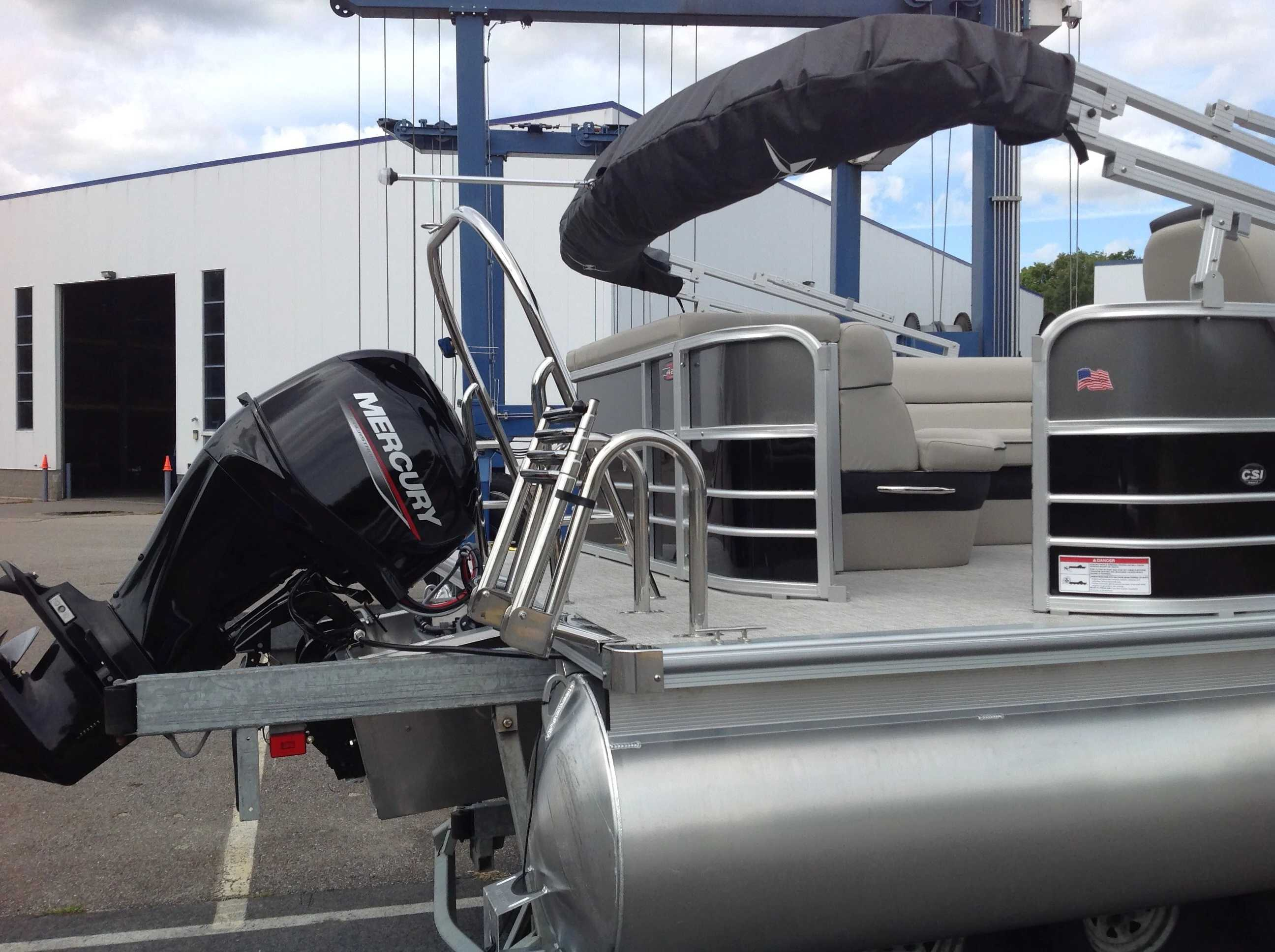 2021 Berkshire Pontoons boat for sale, model of the boat is 20cl Le & Image # 11 of 13