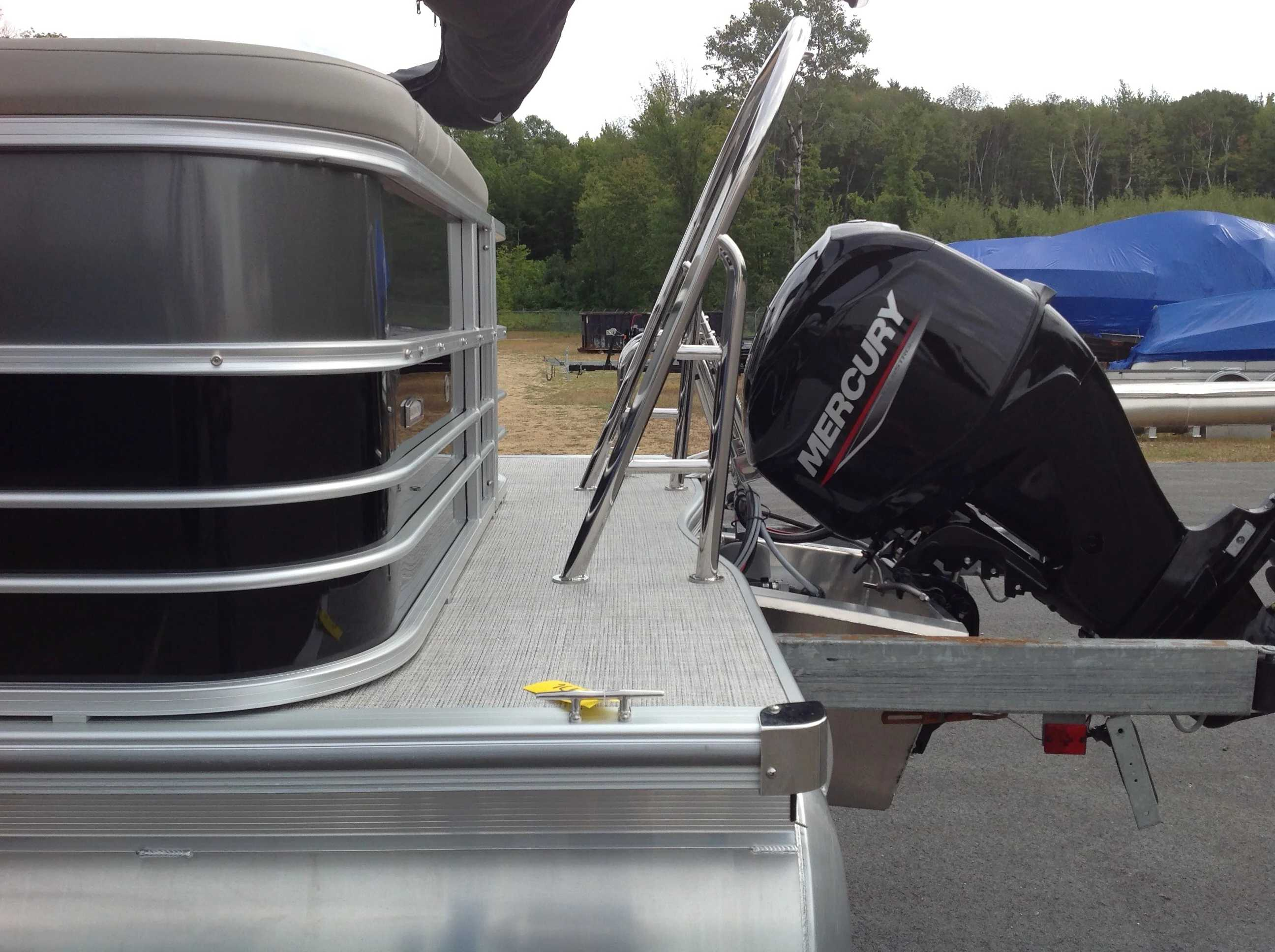 2021 Berkshire Pontoons boat for sale, model of the boat is 20cl Le & Image # 12 of 13