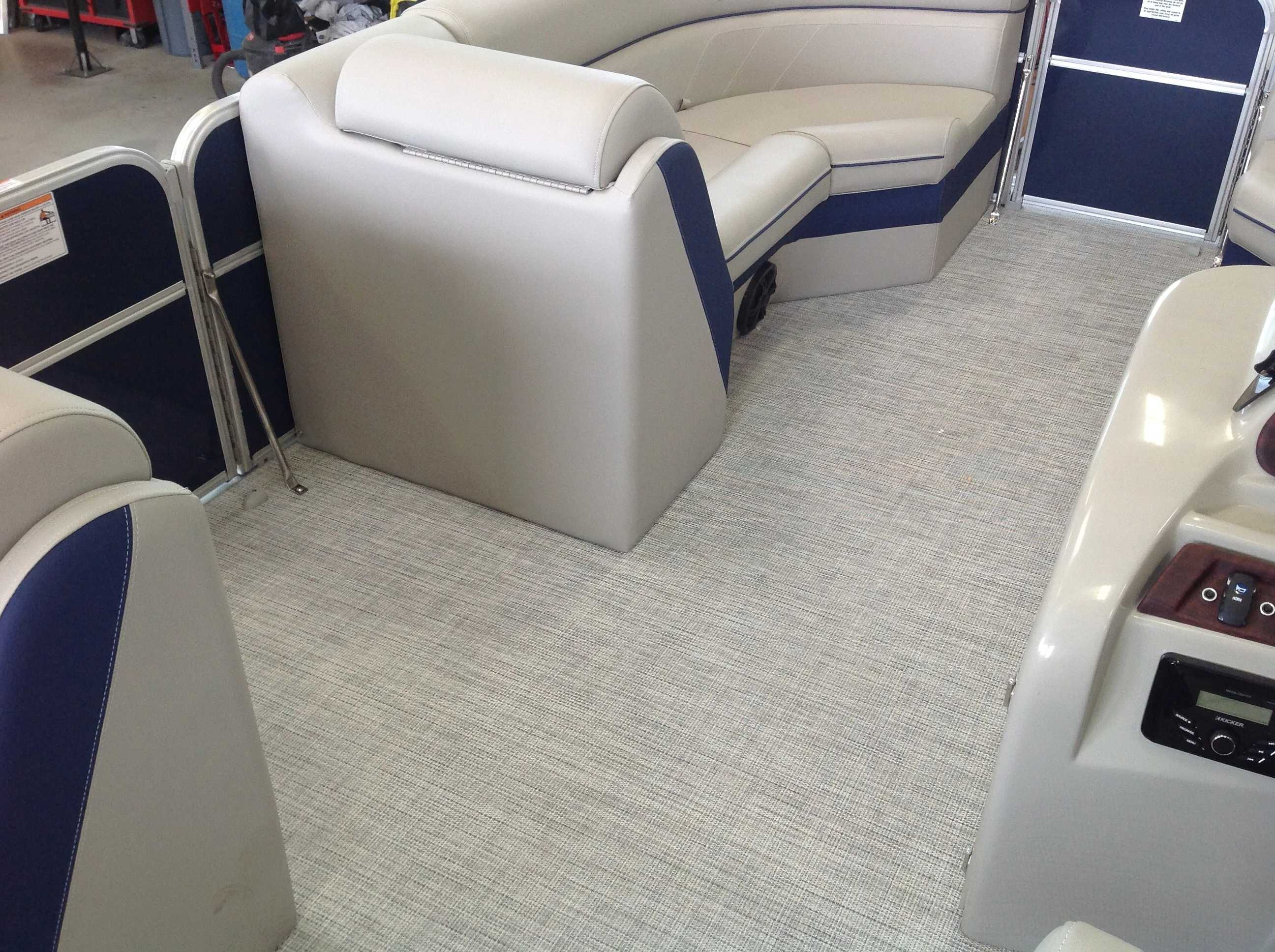 2021 Berkshire Pontoons boat for sale, model of the boat is 22cl Le & Image # 6 of 11