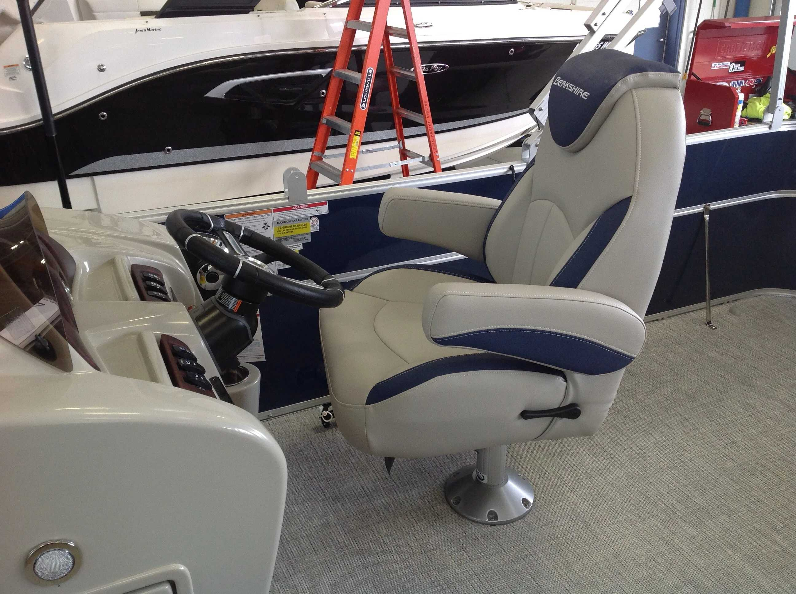 2021 Berkshire Pontoons boat for sale, model of the boat is 22cl Le & Image # 4 of 11