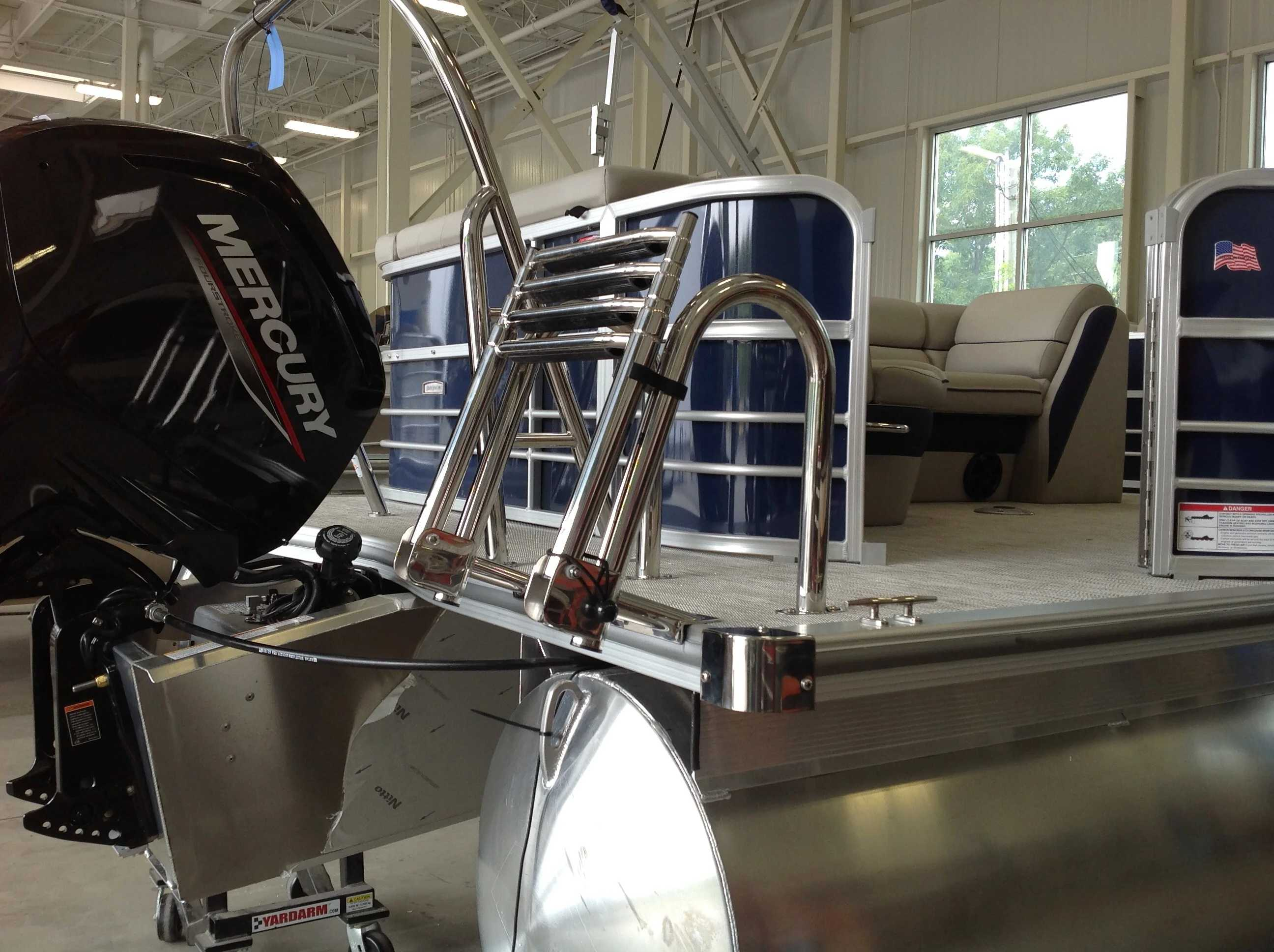 2021 Berkshire Pontoons boat for sale, model of the boat is 22cl Le & Image # 10 of 11