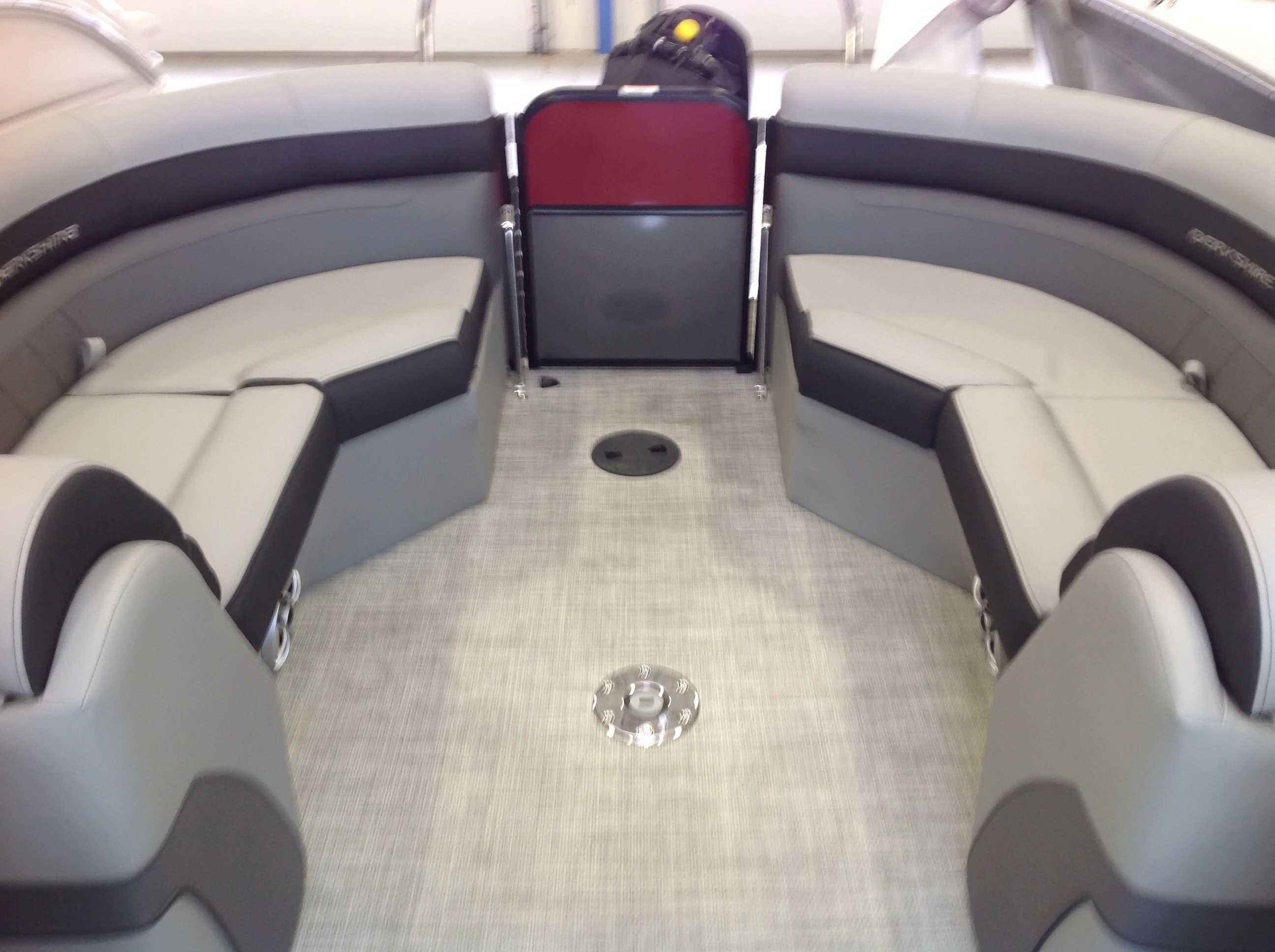 2021 Berkshire Pontoons boat for sale, model of the boat is 22rfx Cts & Image # 10 of 12