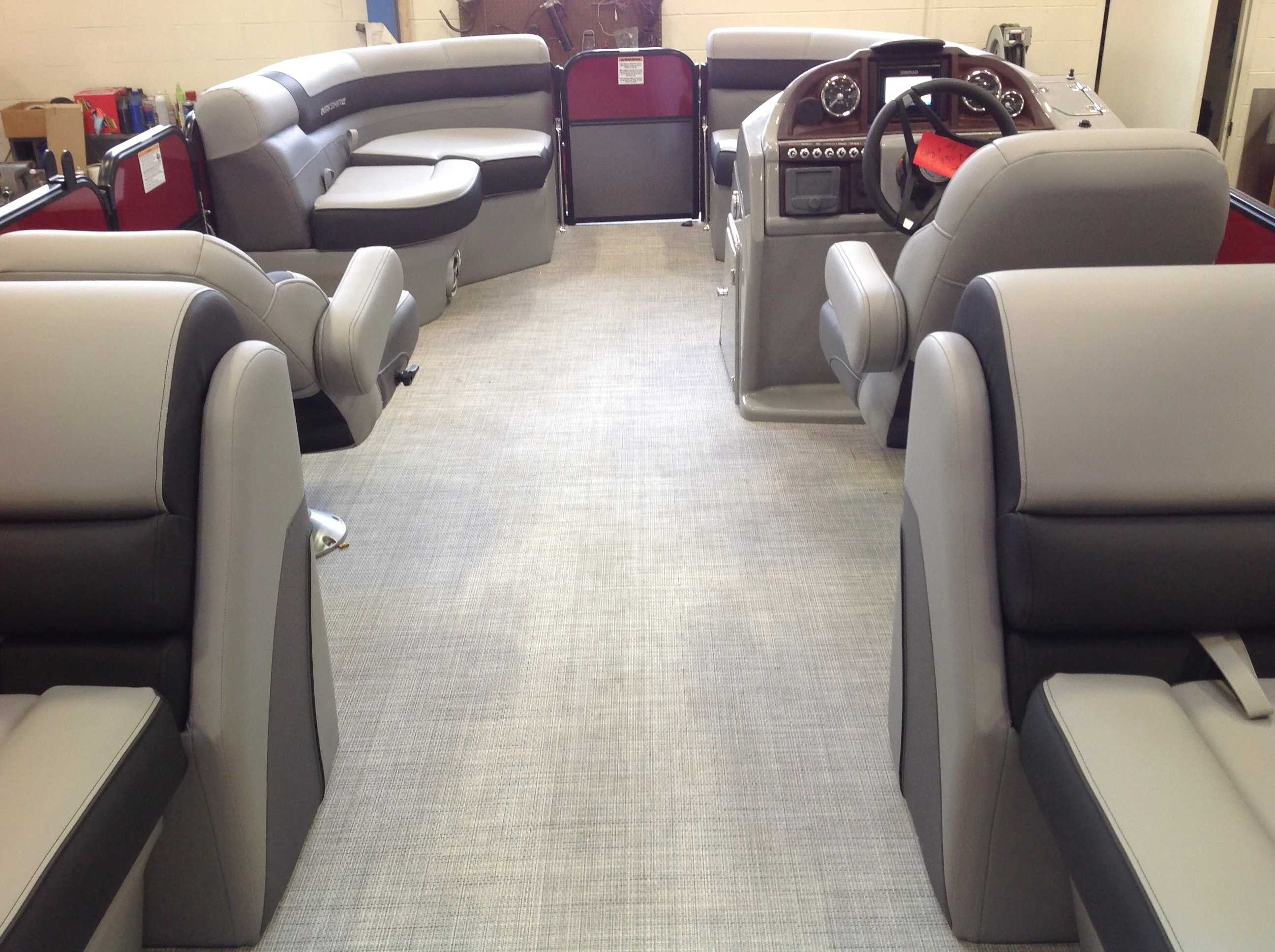 2021 Berkshire Pontoons boat for sale, model of the boat is 22rfx Cts & Image # 11 of 12