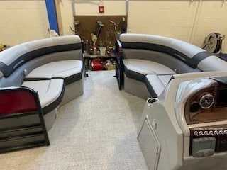 2021 Berkshire Pontoons boat for sale, model of the boat is 22rfx Cts & Image # 8 of 16