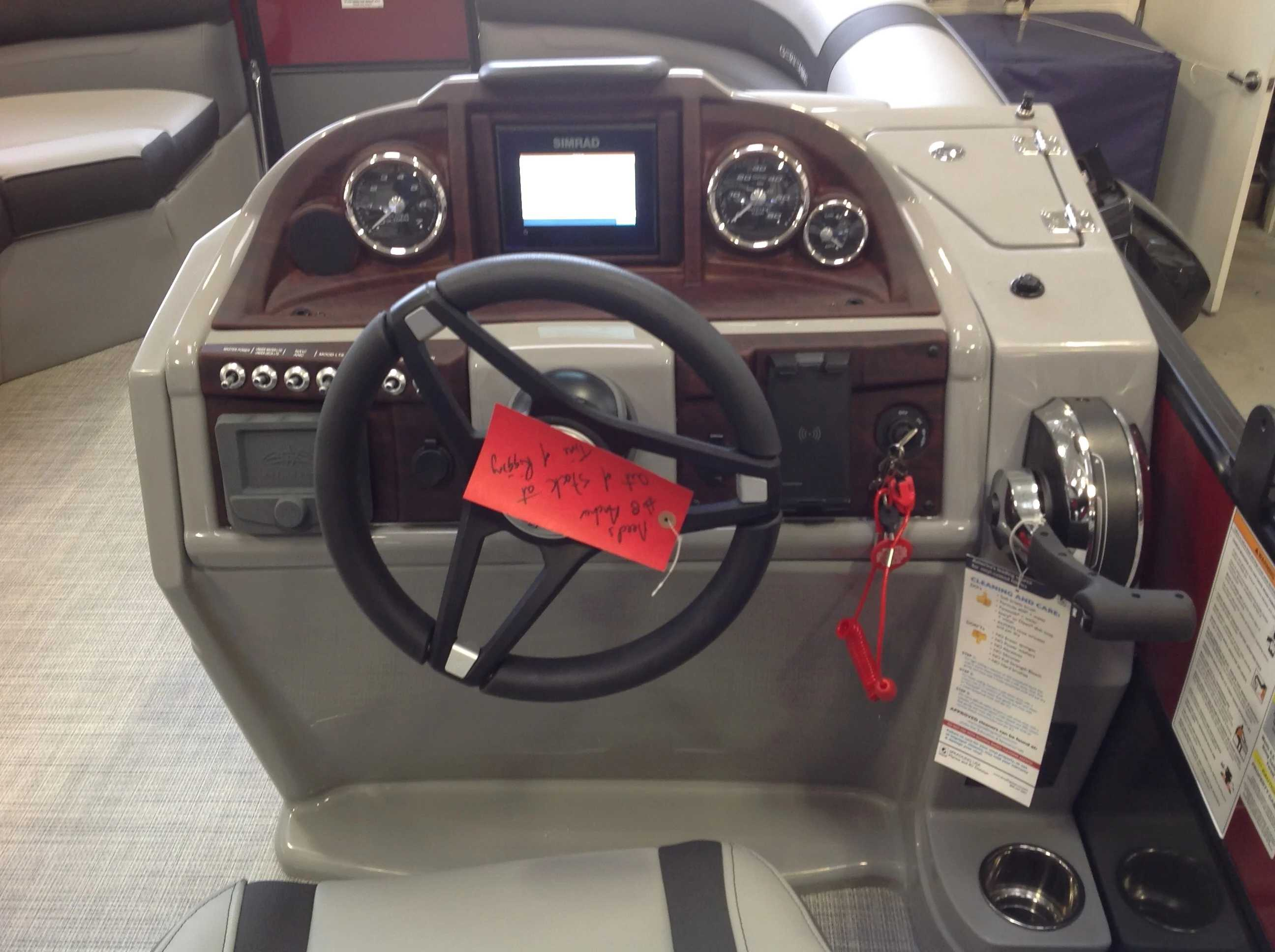 2021 Berkshire Pontoons boat for sale, model of the boat is 22RFX CTS & Image # 8 of 12