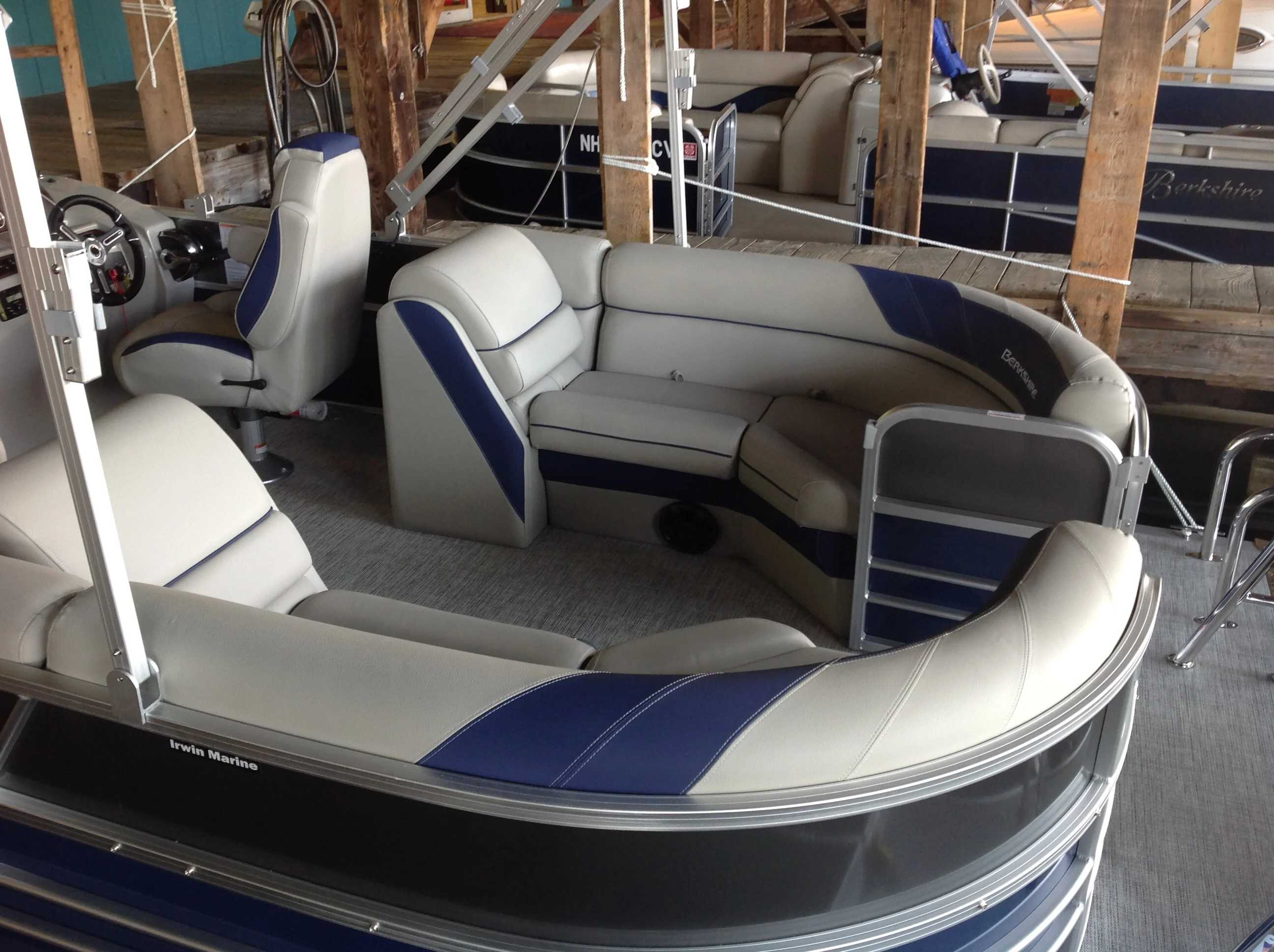 2021 Berkshire Pontoons boat for sale, model of the boat is 22rfx LE & Image # 3 of 13