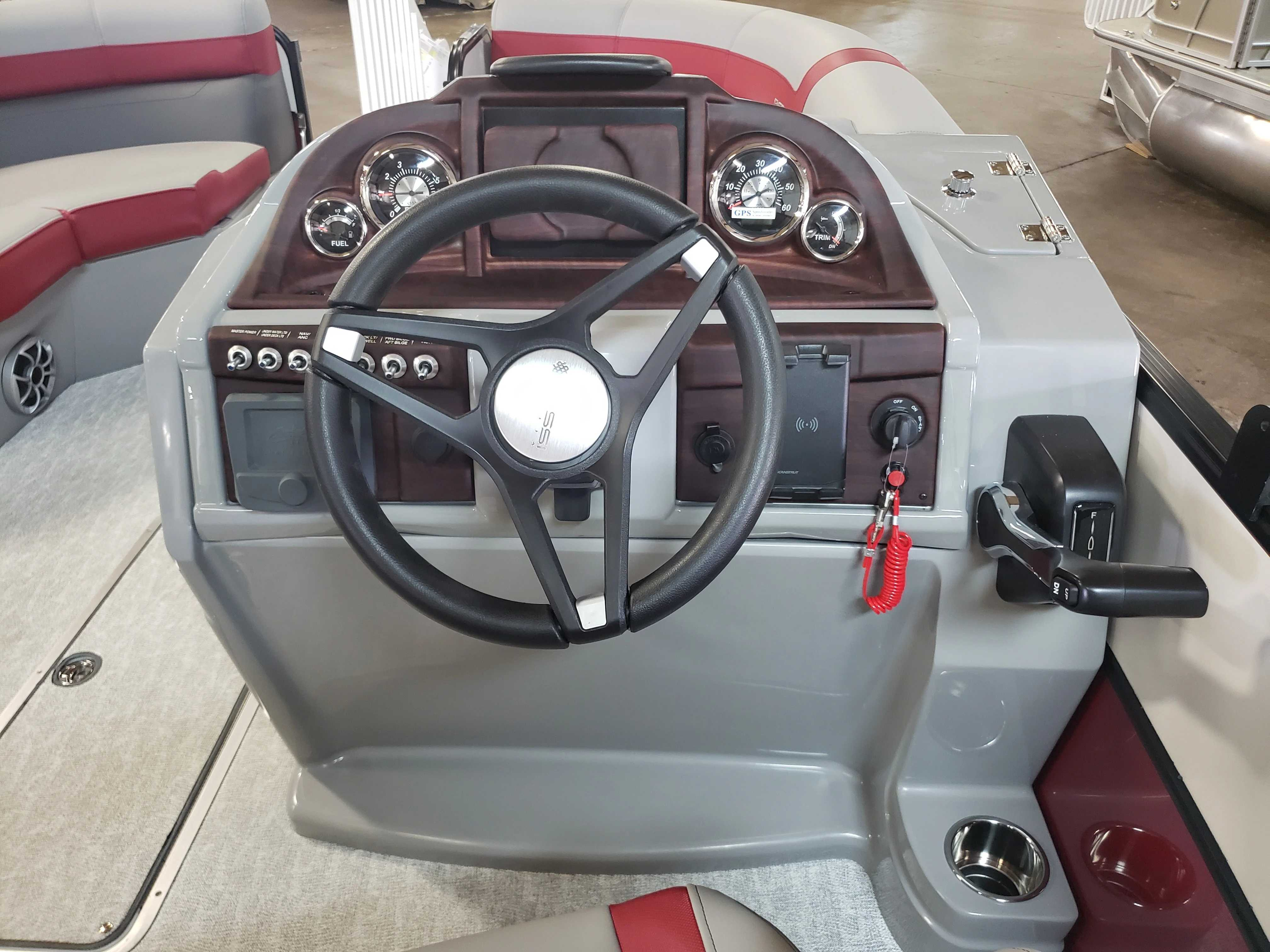2021 Berkshire Pontoons boat for sale, model of the boat is 24rfx Cts & Image # 5 of 7