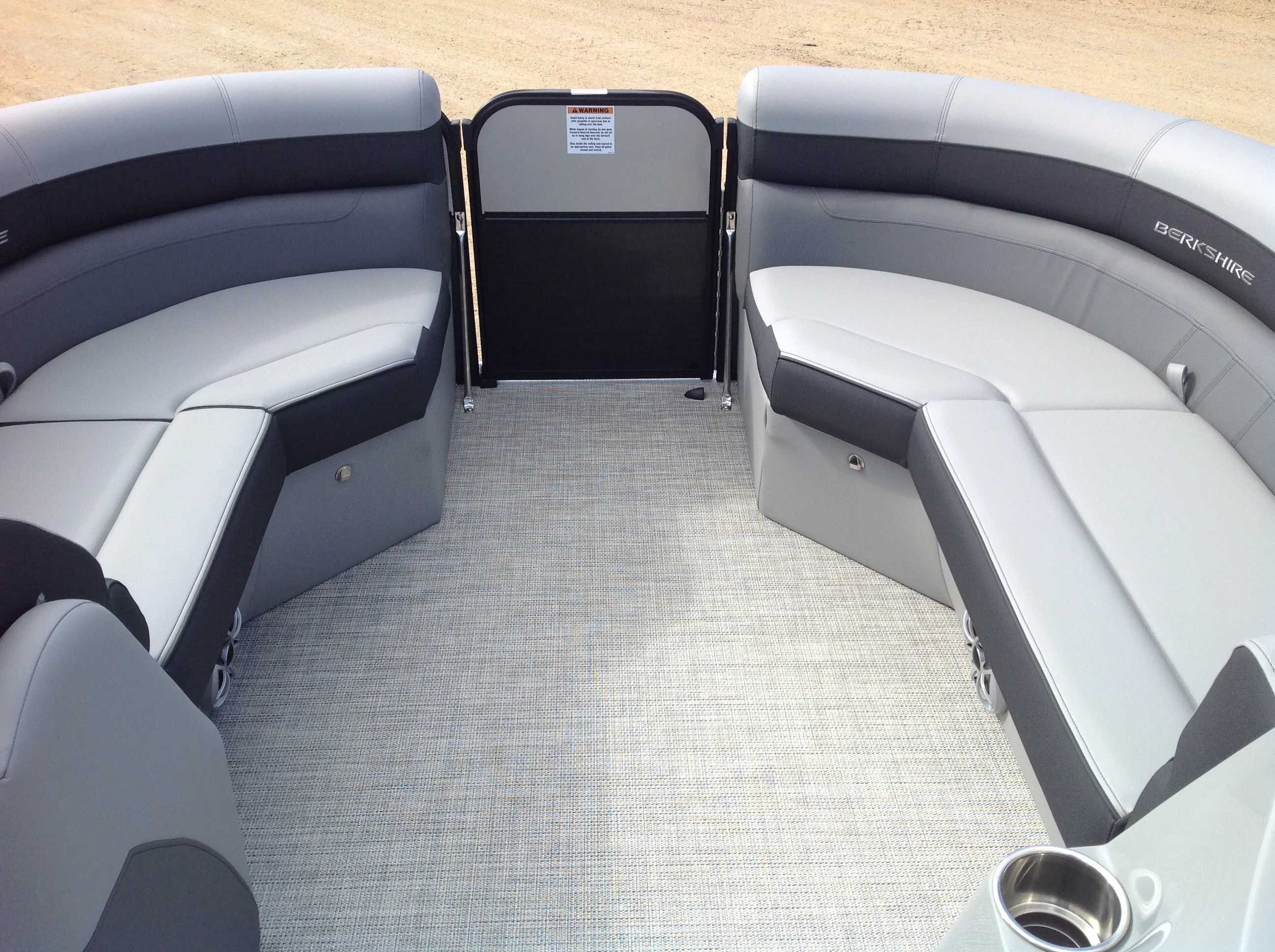 2021 Berkshire Pontoons boat for sale, model of the boat is 24SB2 CTS & Image # 3 of 14