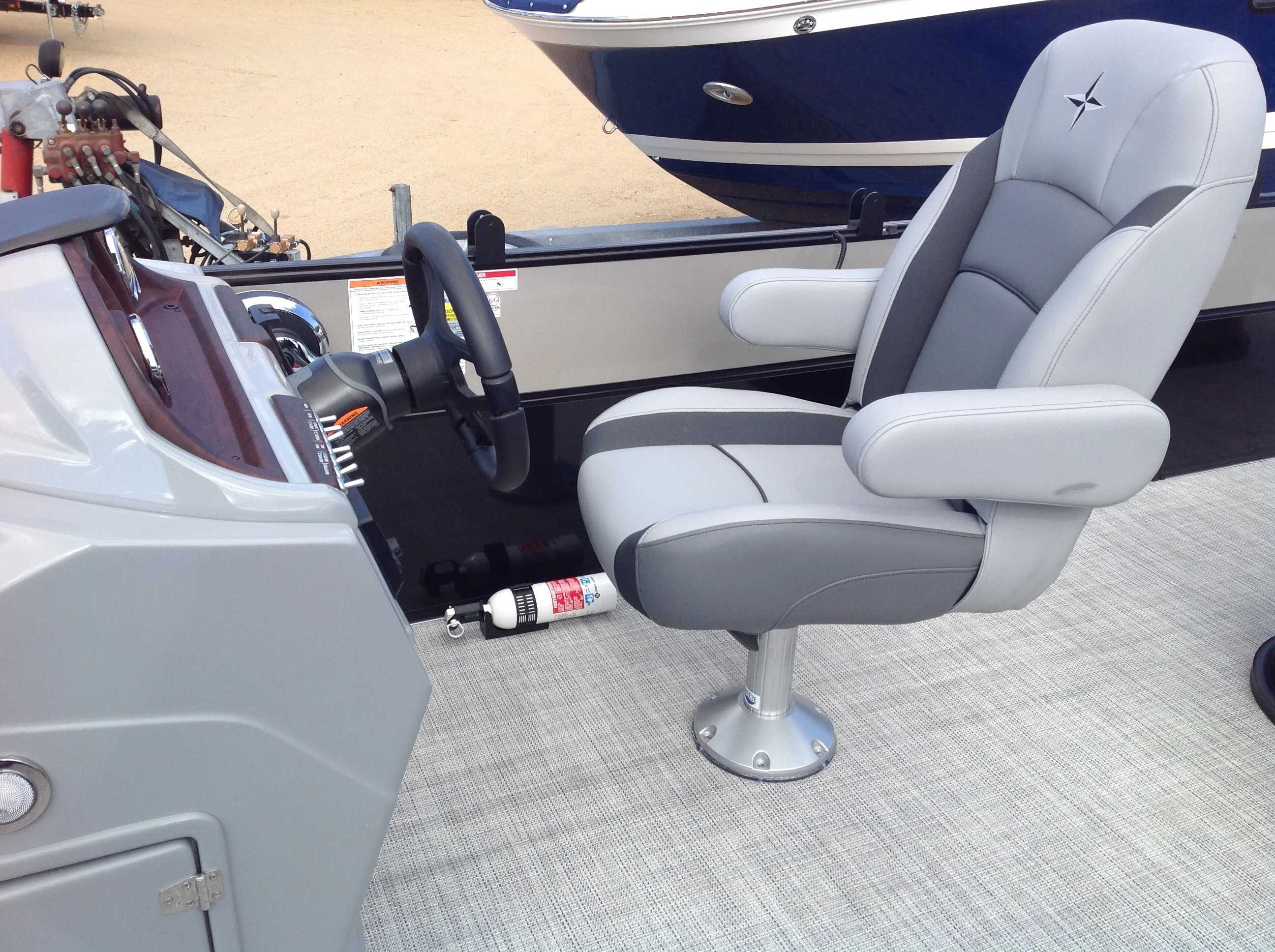 2021 Berkshire Pontoons boat for sale, model of the boat is 24SB2 CTS & Image # 6 of 14