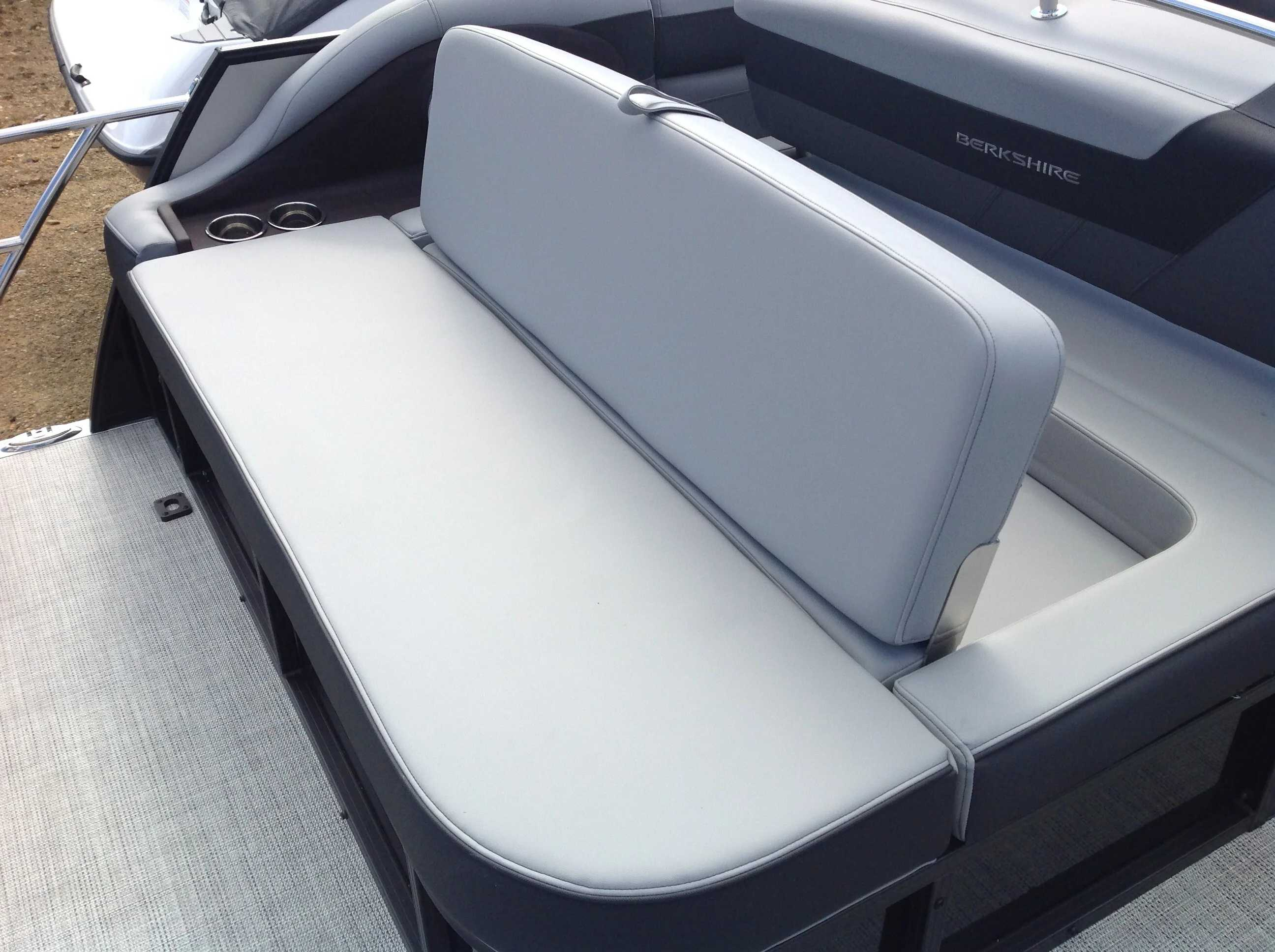 2021 Berkshire Pontoons boat for sale, model of the boat is 24SB2 CTS & Image # 11 of 14