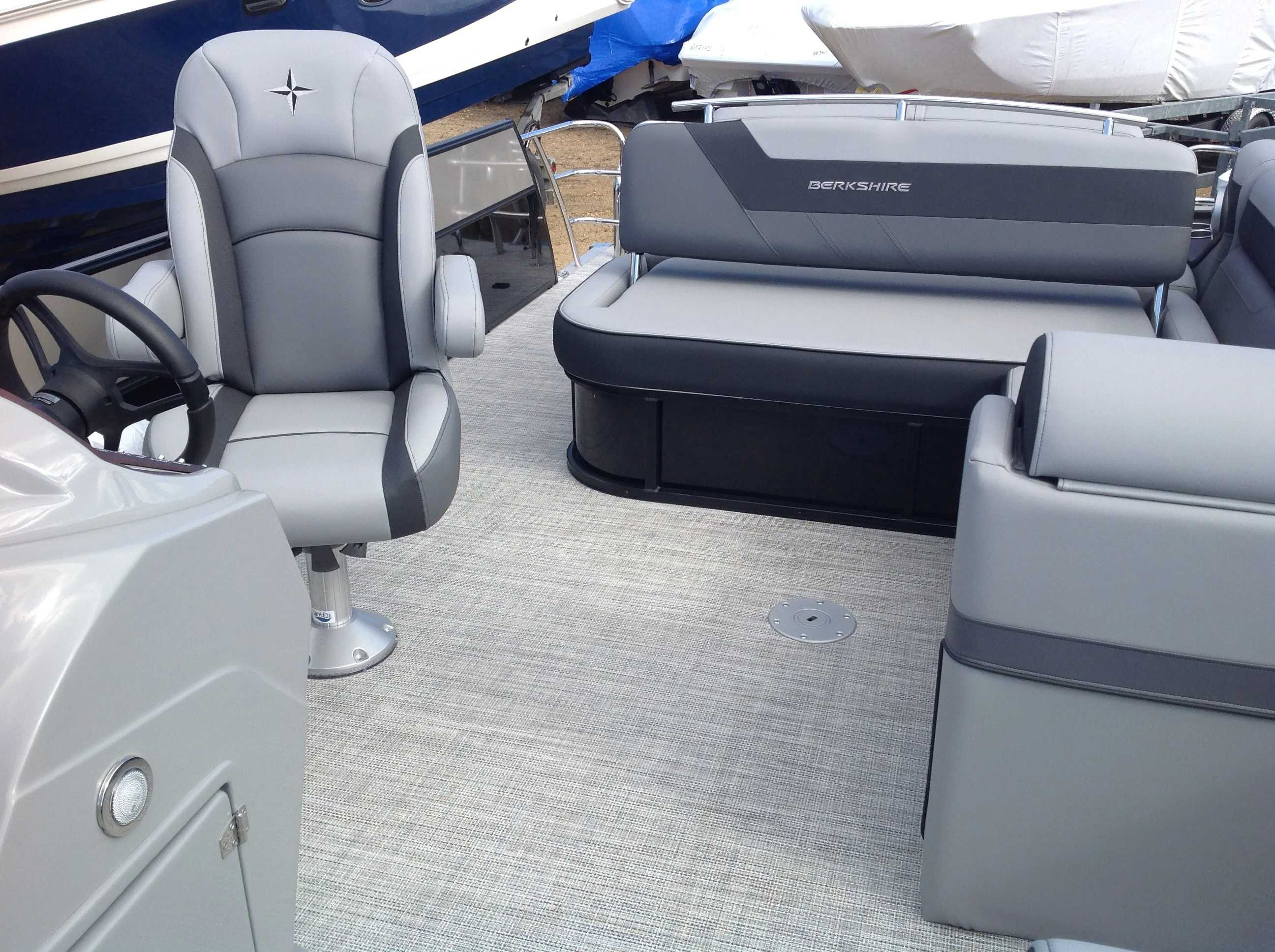 2021 Berkshire Pontoons boat for sale, model of the boat is 24SB2 CTS & Image # 5 of 14