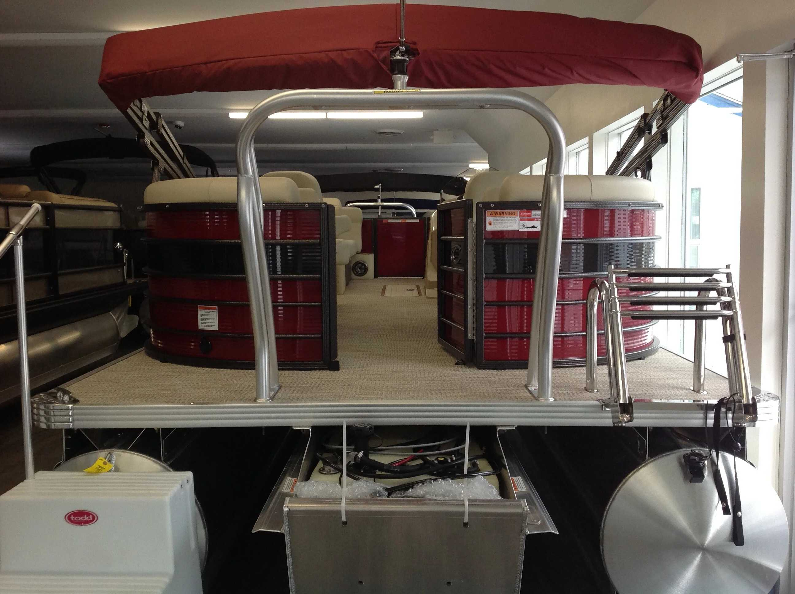 2021 Crest boat for sale, model of the boat is Cl Dlx 220slc & Image # 15 of 15