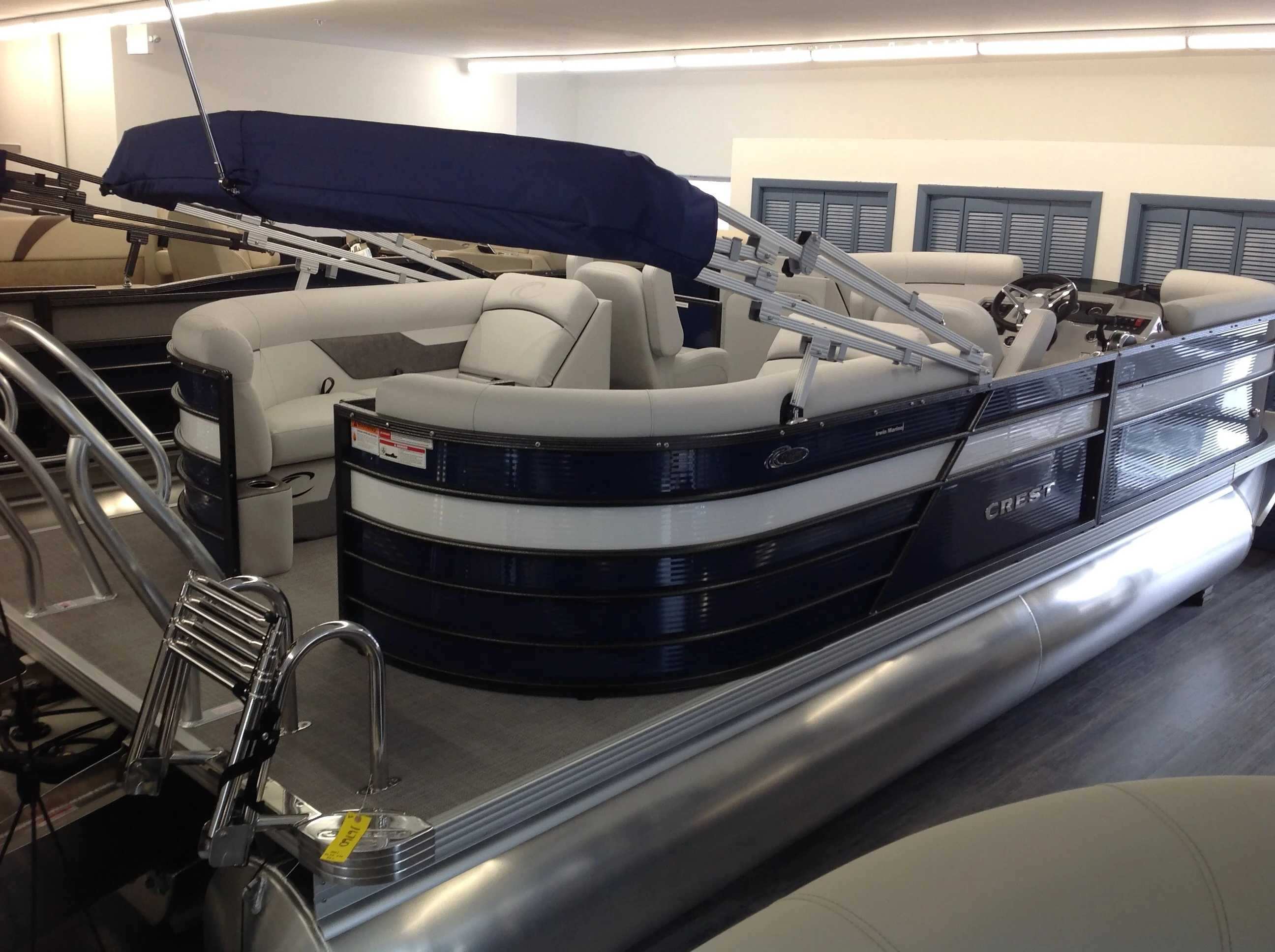 2021 Crest boat for sale, model of the boat is Cl Lx 220slc & Image # 12 of 13
