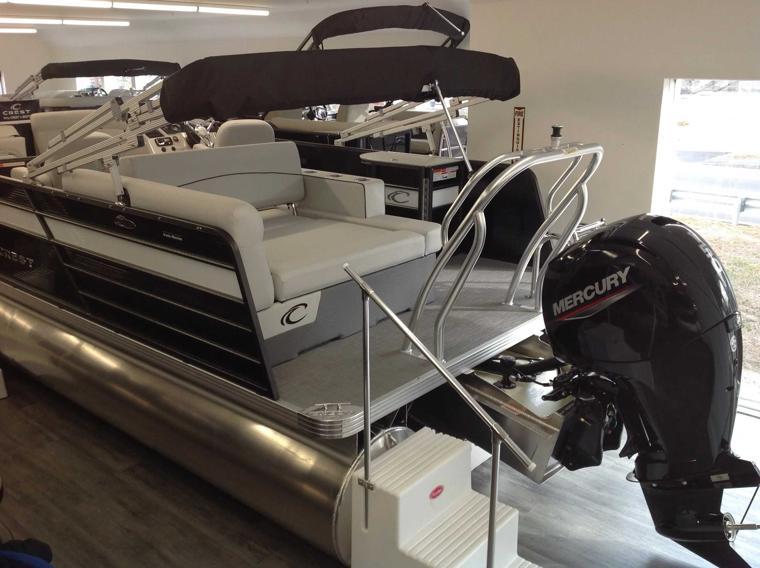 2021 Crest boat for sale, model of the boat is Cl Lx 220slsc & Image # 12 of 13