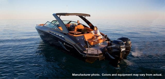 2021 Cruisers Yachts boat for sale, model of the boat is 338CX OB & Image # 3 of 12