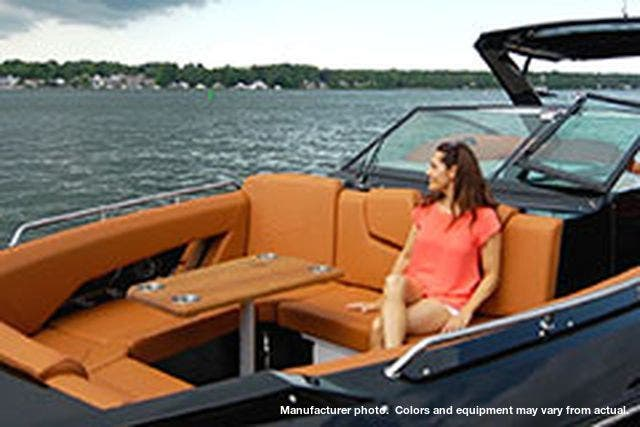 2021 Cruisers Yachts boat for sale, model of the boat is 338CX OB & Image # 8 of 12