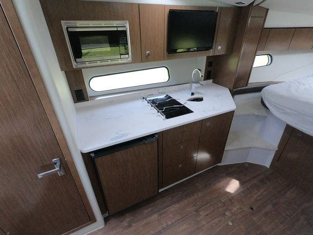 2021 Cruisers Yachts boat for sale, model of the boat is 35EXPRESS & Image # 3 of 23