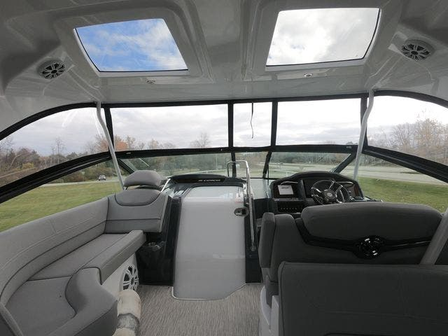 2021 Cruisers Yachts boat for sale, model of the boat is 35EXPRESS & Image # 6 of 23