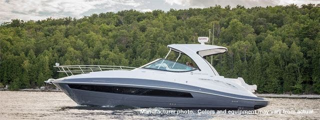 2021 Cruisers Yachts boat for sale, model of the boat is 35EXPRESS & Image # 4 of 5