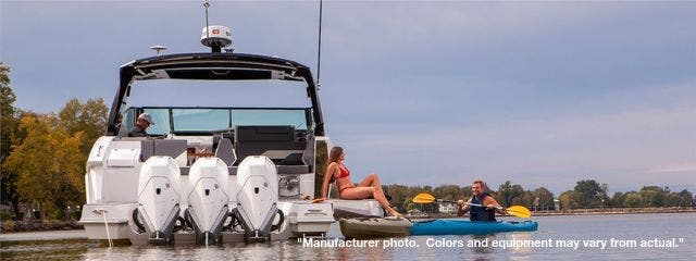 2021 Cruisers Yachts boat for sale, model of the boat is 38GLSOB & Image # 5 of 12