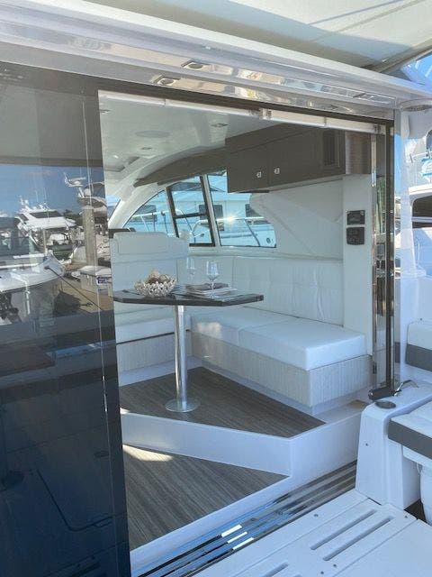 2021 Cruisers Yachts boat for sale, model of the boat is 42CANTIUS & Image # 11 of 28