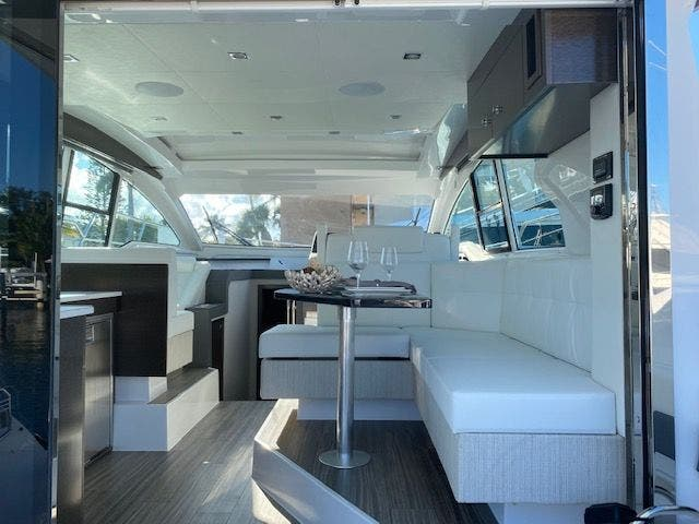2021 Cruisers Yachts boat for sale, model of the boat is 42CANTIUS & Image # 12 of 28