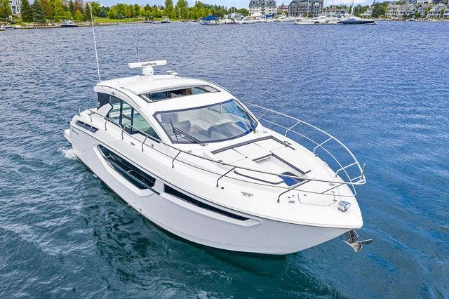 2021 Cruisers Yachts boat for sale, model of the boat is 42 CANTIUS & Image # 12 of 35