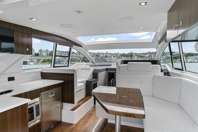 2021 Cruisers Yachts boat for sale, model of the boat is 42 CANTIUS & Image # 16 of 35