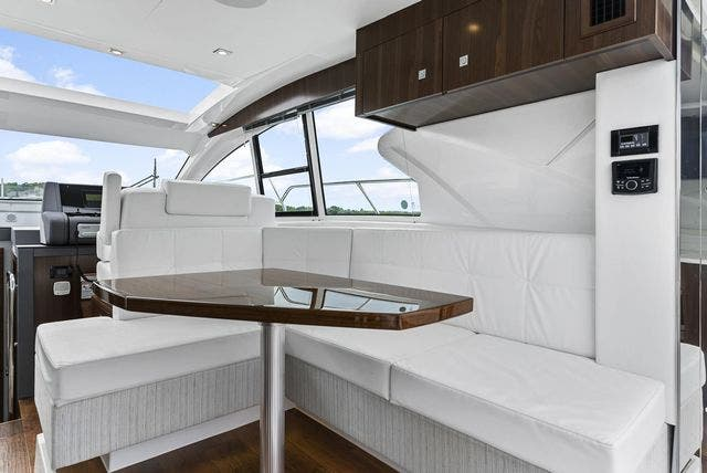2021 Cruisers Yachts boat for sale, model of the boat is 42 CANTIUS & Image # 17 of 35