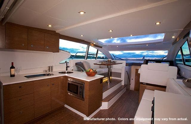2021 Cruisers Yachts boat for sale, model of the boat is 46CANTIUS & Image # 7 of 13