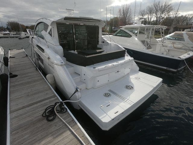 2021 Cruisers Yachts boat for sale, model of the boat is 46CANTIUS & Image # 6 of 23