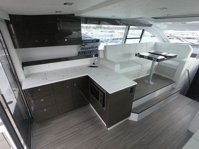 2021 Cruisers Yachts boat for sale, model of the boat is 46CANTIUS & Image # 10 of 23