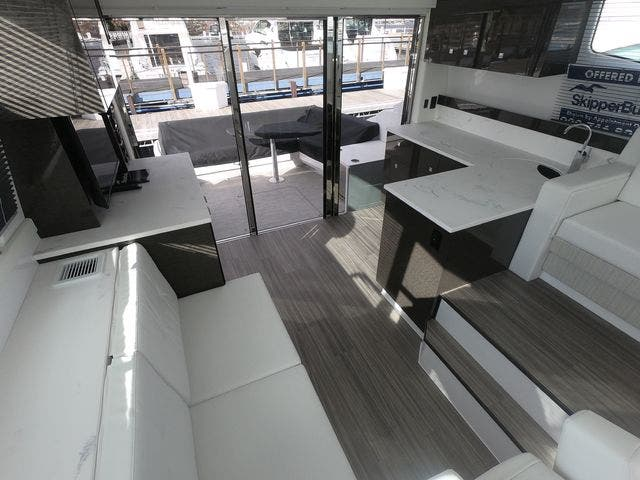 2021 Cruisers Yachts boat for sale, model of the boat is 46CANTIUS & Image # 12 of 23