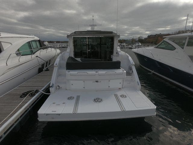 2021 Cruisers Yachts boat for sale, model of the boat is 46CANTIUS & Image # 23 of 23