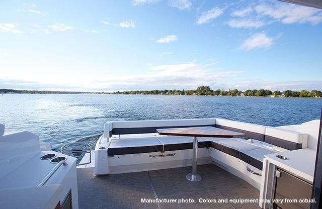 2021 Cruisers Yachts boat for sale, model of the boat is 46CANTIUS & Image # 3 of 13
