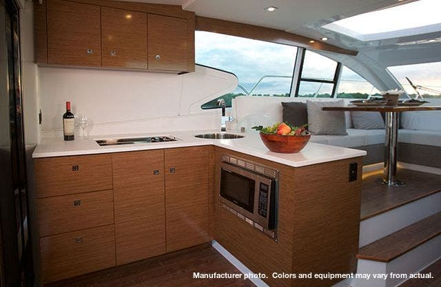 2021 Cruisers Yachts boat for sale, model of the boat is 46CANTIUS & Image # 8 of 13