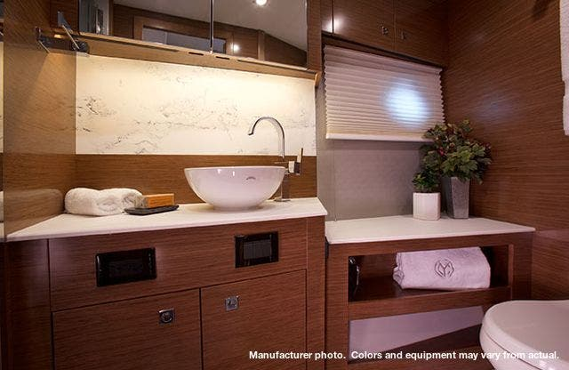 2021 Cruisers Yachts boat for sale, model of the boat is 46CANTIUS & Image # 9 of 13