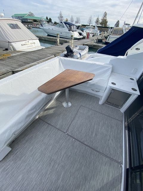 2021 Cruisers Yachts boat for sale, model of the boat is 46CANTIUS & Image # 4 of 27
