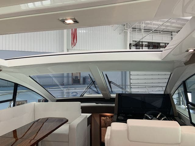 2021 Cruisers Yachts boat for sale, model of the boat is 50CANTIUS & Image # 7 of 31