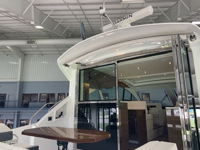 2021 Cruisers Yachts boat for sale, model of the boat is 50CANTIUS & Image # 9 of 31