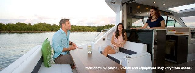 2021 Cruisers Yachts boat for sale, model of the boat is 50CANTIUS & Image # 7 of 18