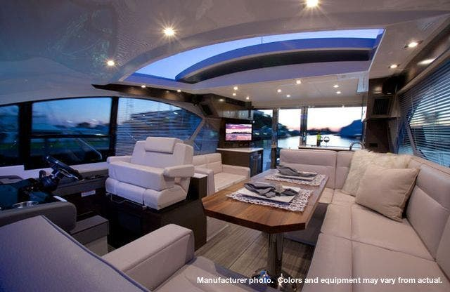 2021 Cruisers Yachts boat for sale, model of the boat is 50CANTIUS & Image # 8 of 18