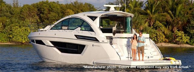 2021 Cruisers Yachts boat for sale, model of the boat is 50CANTIUS & Image # 3 of 18