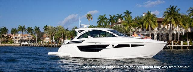 2021 Cruisers Yachts boat for sale, model of the boat is 50CANTIUS & Image # 4 of 18