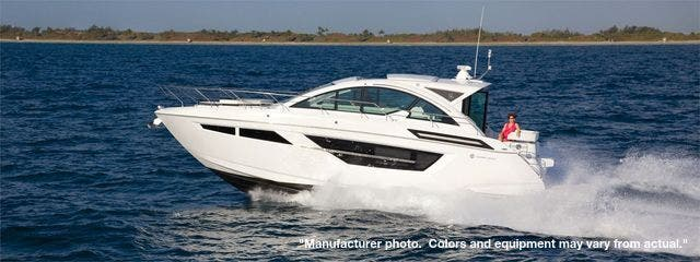 2021 Cruisers Yachts boat for sale, model of the boat is 50CANTIUS & Image # 5 of 18