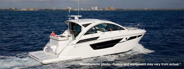 2021 Cruisers Yachts boat for sale, model of the boat is 50CANTIUS & Image # 6 of 18