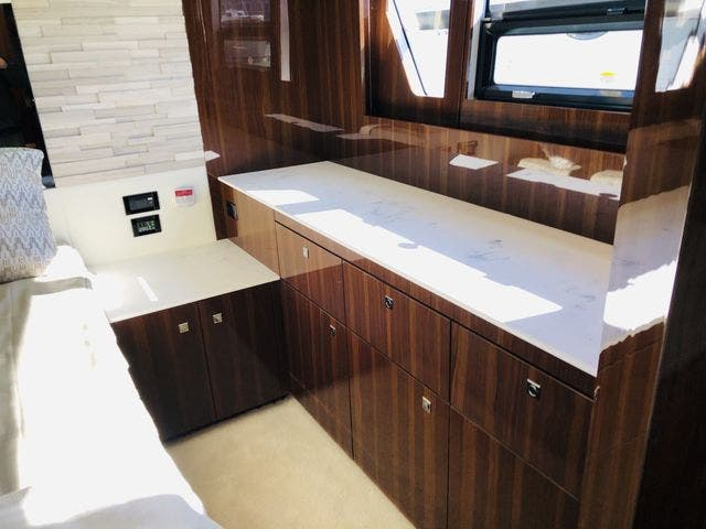 2021 Cruisers Yachts boat for sale, model of the boat is 54CANTIUS & Image # 39 of 60